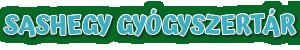Sashegy Gyógyszertár Logo